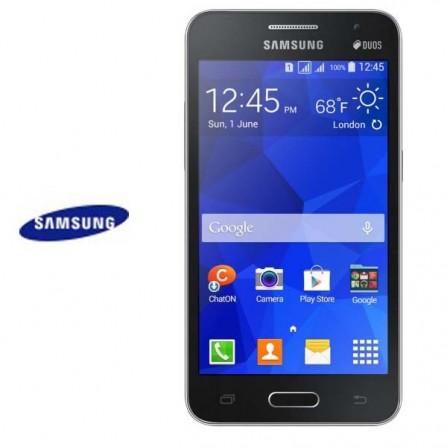 Téléphone Portable Samsung Galaxy Core 2 / Double SIM / Noir