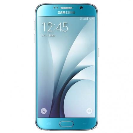 Téléphone Portable Samsung Galaxy S6 / Bleu