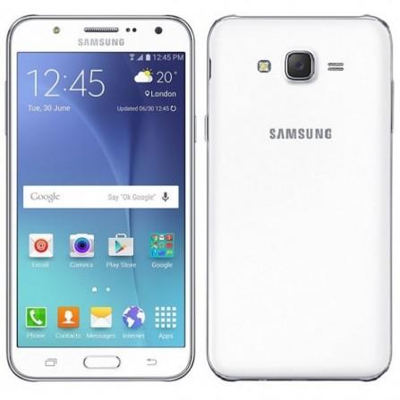 Samsung Galaxy J7 Blanc + Bon d'achat 20 DT + Puce DATA