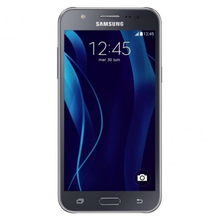 Téléphone Portable Samsung Galaxy J5 Noir +Carte Mémoire 8 Go Offerte