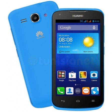 Téléphone Portable Huawei Y520 / Bleu