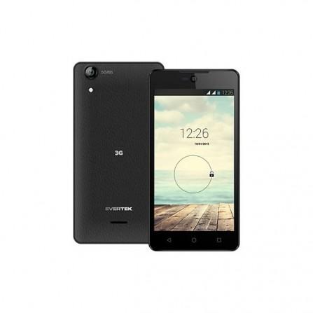 Evertek EverStar Q50 / 3G / Double SIM / Noir + Baguette Selfi