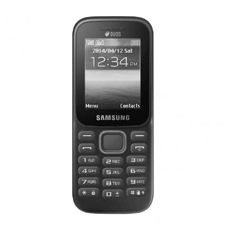 Téléphone Portable Samsung Guru Music 2 / Noir