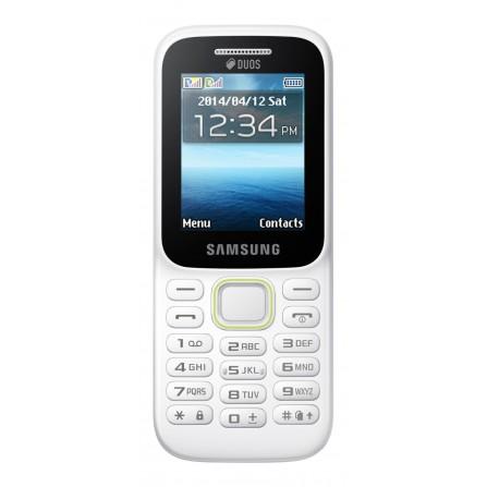 Téléphone Portable Samsung Guru Music 2 / Blanc