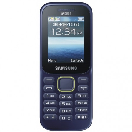 Téléphone Portable Samsung Guru Music 2 / Bleu