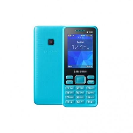 Téléphone Portable Samsung Metro B350E / Dual SIM / Bleu