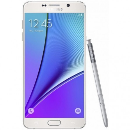 Téléphone Portable Samsung Galaxy Note 5 -N920CD -32GB Double Sim Blanc