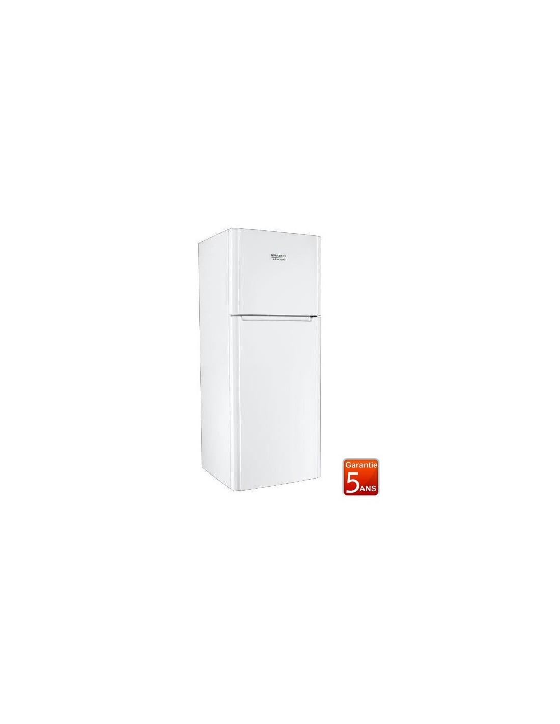 Prix Réfrigérateur Portes ARISTON Litres NO FROST Blanc - Frigo 2 portes