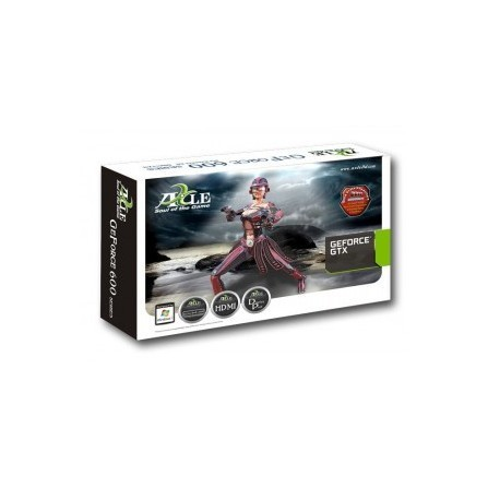 carte Graphique AXLE3D GTX660 2go