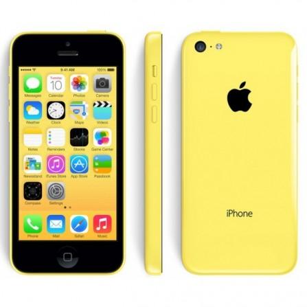 Téléphone Portable iPhone 5c Jaune 16 Go