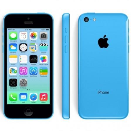 Téléphone Portable iPhone 5c Bleu 16 Go