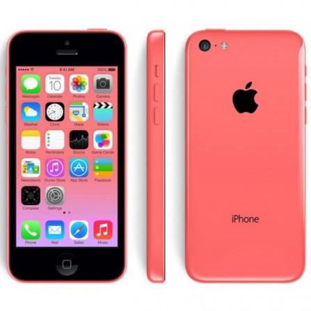 Téléphone Portable iPhone 5c Rose 16 Go