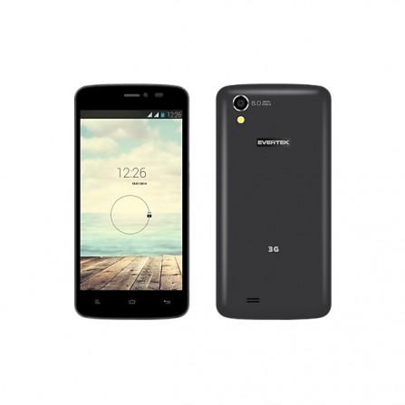 Téléphone Evertek EverMiracle Nano / 3G / Double SIM / Noir