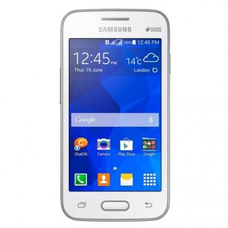 Téléphone Portable Samsung Galaxy Ace 4 Lite / Double SIM / Blanc