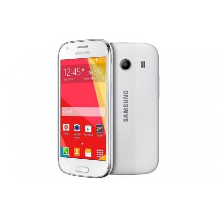 Téléphone Portable Samsung Galaxy Ace 4 / Double SIM / Blanc