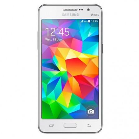 Téléphone Portable Samsung Grand Prime / Double SIM / Blanc