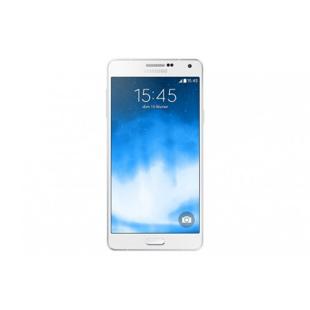 Téléphone Portable Samsung Galaxy A7 / Double SIM / Blanc
