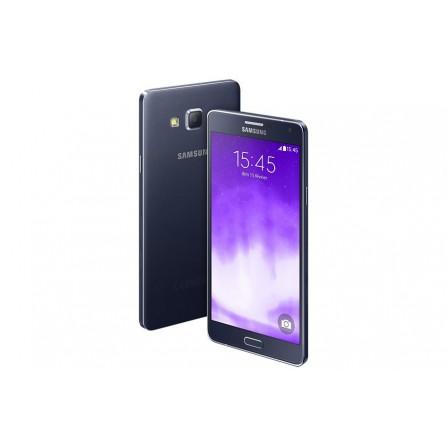 Téléphone Portable Samsung Galaxy A7 / Double SIM / Noir