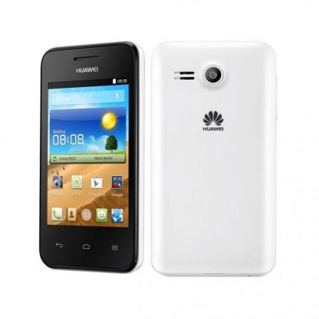 Téléphone Portable Huawei Ascend Y221 / Double SIM / Blanc