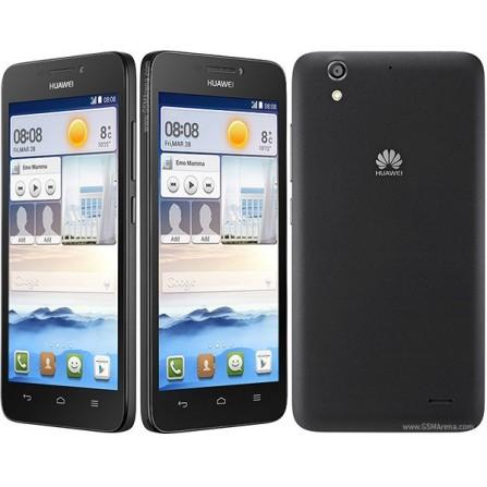 Téléphone Portable Huawei Ascend G630 / Dual SIM / Noir