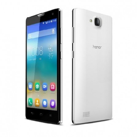 Téléphone Portable Huawei Honor 3C / Dual SIM / Blanc