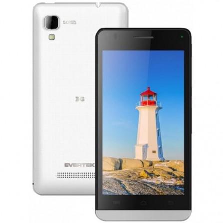 Téléphone Portable Evertek EverFancy III / Triple SIM / Blanc