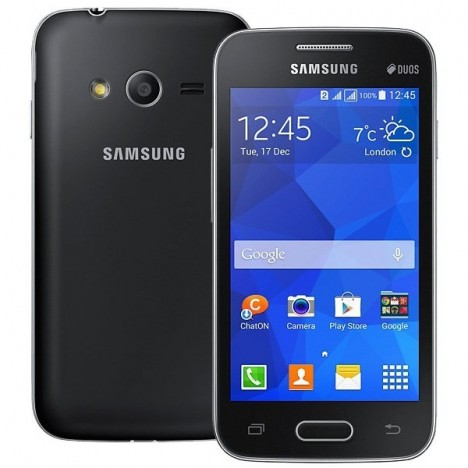 Téléphone Portable Samsung Galaxy Ace 4 Neo / Double SIM / Noir