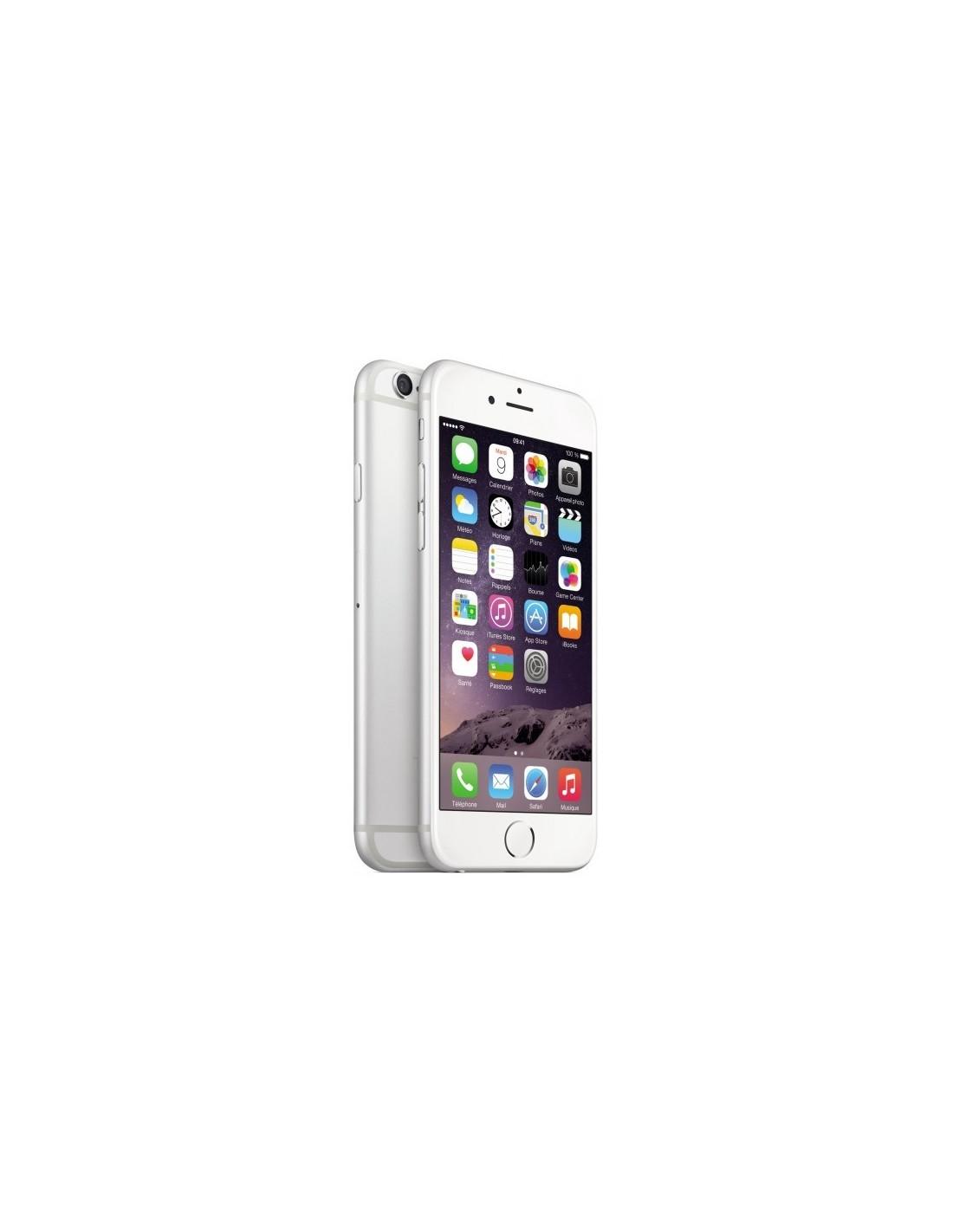 Prix Telephone Portable Apple Iphone 6 Plus 16 Go Argent Tunisie