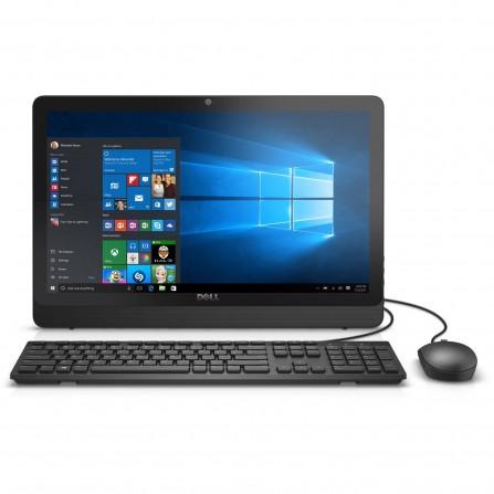 """Pc de bureau All-In-One Dell Inspiron 3064 Tactile 20"""" / i3 7è Gen / 4 Go / Windows 10"""