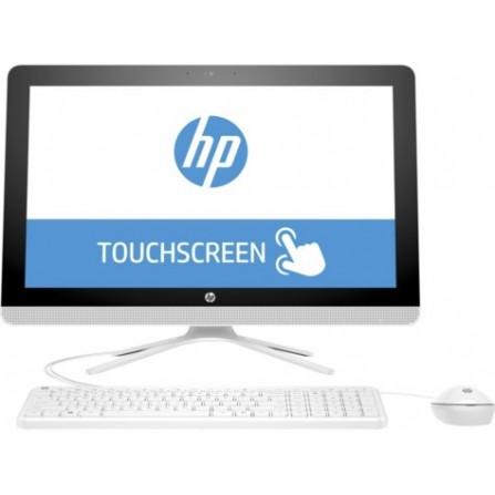 Pc de bureau All-in-One HP 22-b000nk Tactile / i3 6è Gén / 4 Go