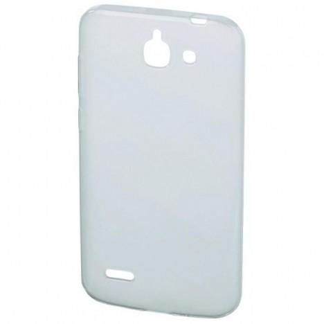Coque en Silicone pour Huawei Y3C / Transparent