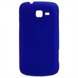 Coque en Silicone pour Huawei Y3C / Bleu