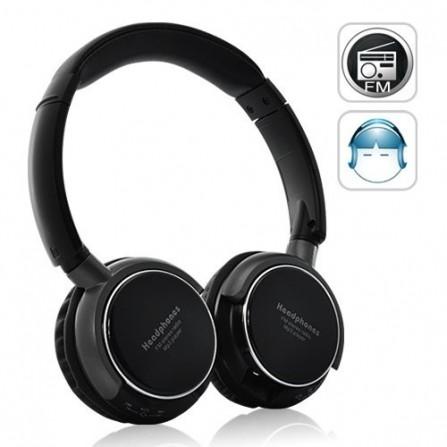 Casque Sans Fil Lecteur MP3 et radio FM