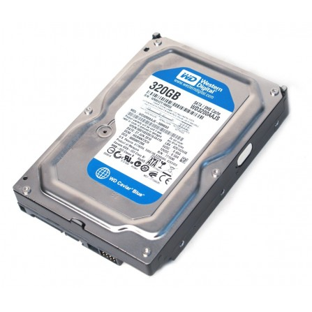 "Disque Dur Interne 3.5"" Western digital Blue 320 Go"