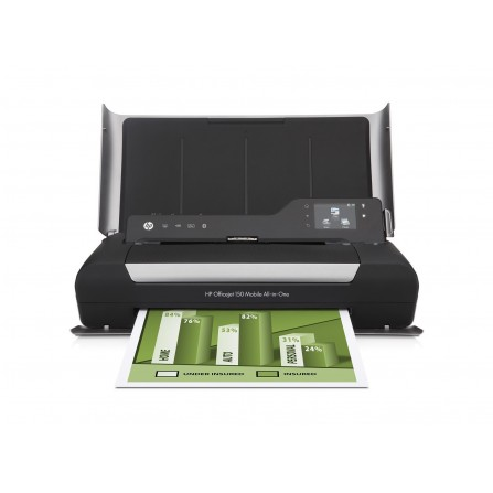 Imprimante multifonction Jet d'encre HP Officejet 150 Mobile