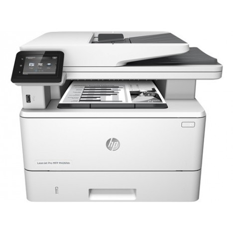 Imprimante Multifonction Laser Noir/Blanc HP LaserJet Pro MFP M426fdn