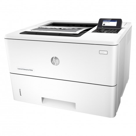 Imprimante Laser Noir/Blanc HP LaserJet Enterprise M506dn