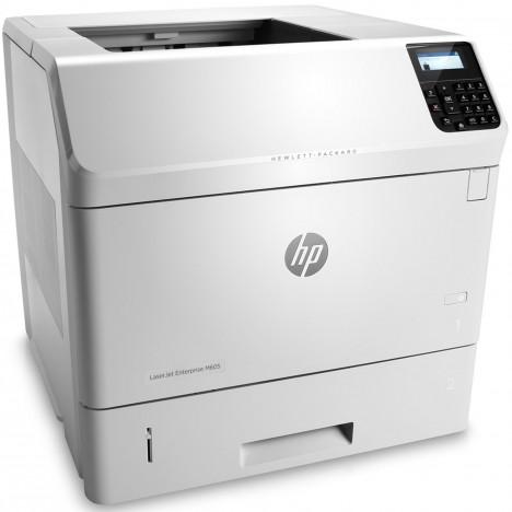 Imprimante Laser Noir/Blanc HP LaserJet Enterprise M605dn
