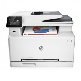 Imprimante multifonction 4en1 HP Color LaserJet Pro M277n
