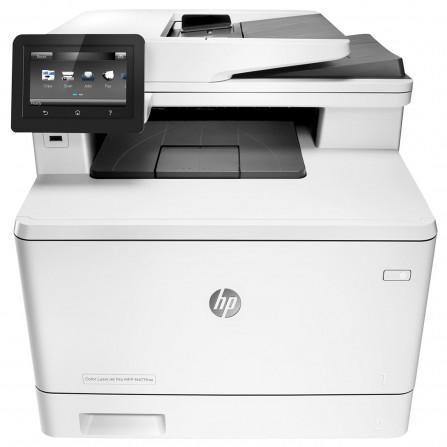 Imprimante multifonction HP Color LaserJet Pro M477fnw
