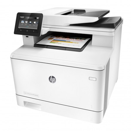 Imprimante multifonction HP Color LaserJet Pro M477fdn
