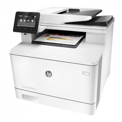 Imprimante multifonction HP Color LaserJet Pro M477fdn