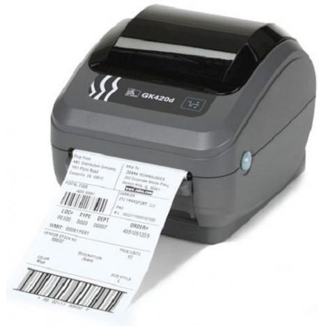 Imprimante Code à Barre Thermique Zebra GK420d