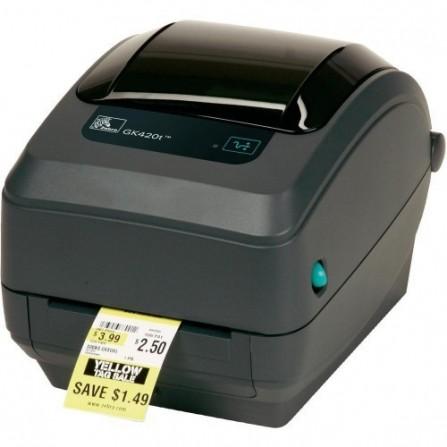Imprimante Code à Barre Thermique Zebra GK420t