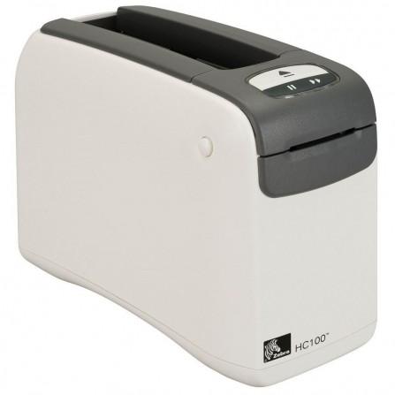 Imprimante de bracelets en rouleaux Zebra HC100