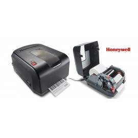 Imprimante Code à Barre Honeywell PC42t / USB + RS232 + Ethernet / Lecture 1""