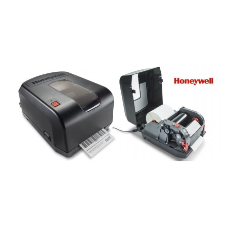Imprimante Code à Barre Honeywell PC42t / USB + RS232 + Ethernet / Lecture 0.5""