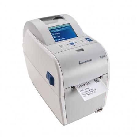 Imprimante Code à Barre de Bureau Intermec PC23D | LCD