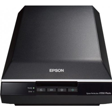 Scanner EPSON Perfection V550 - B11B210302