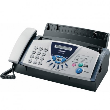 Fax BROTHER T104